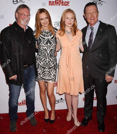Dwight Little; Heather Graham; Molly Quinn; Robert Patrick