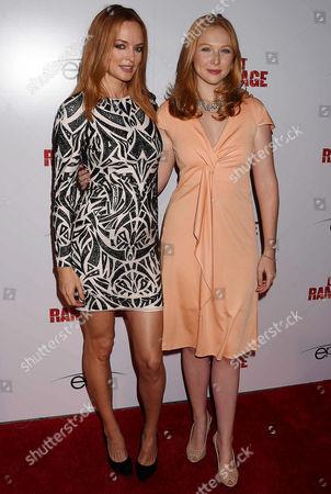 Heather Graham; Molly Quinn