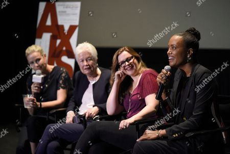 """Editorial picture of """"Axis"""" Panel Discussion, Los Angeles, USA - 22 Sep 2017"""