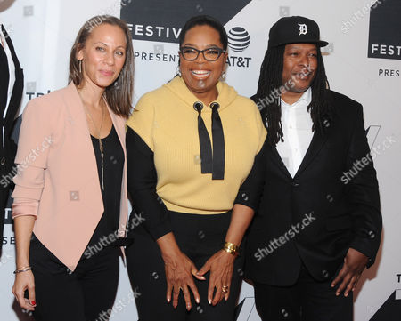 Keayr Braxton and Shaka Senghor and Oprah Winfrey