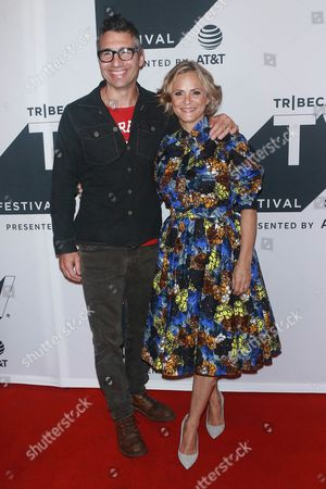 Amy Sedaris and Paul Dinello