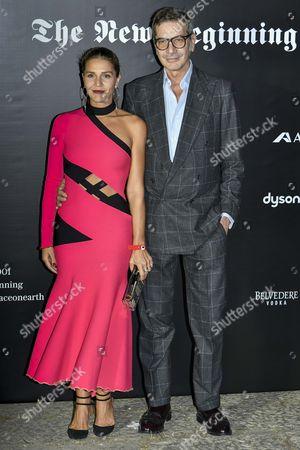 Margherita Missoni and Marco Maccapani