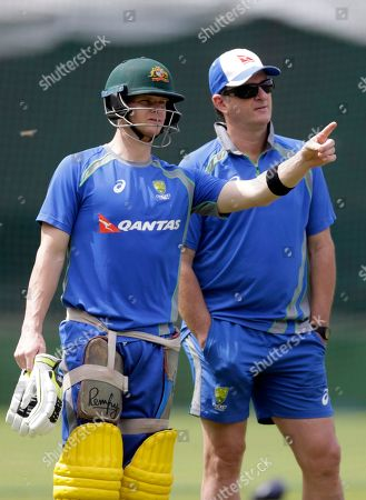 Editorial photo of Australia Cricket, Indore, India - 23 Sep 2017