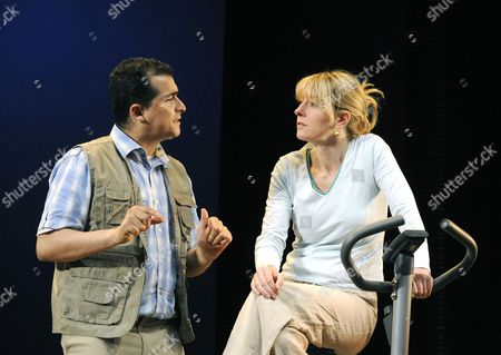'The Great Game: Afghanistan - Part 3' - 'On the Side of the Angels' -  Nabil Elouahabi, Jemma Redgrave