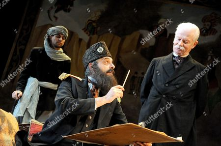 Stock Image of 'The Great Game: Afghanistan - Part 1' - 'Durand's Line' -  Danny Rahim, Paul Bhattacharjee and Michael Cochrane
