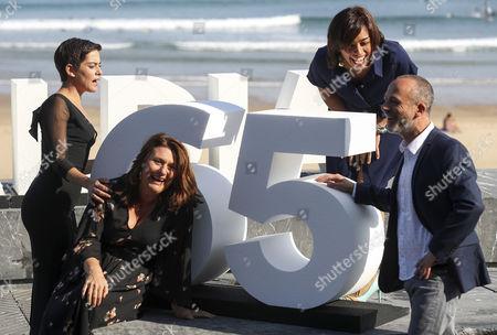 Adriana Paz, Adelfa Calvo, Adriana Paz
