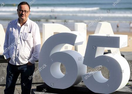 Editorial picture of El Autor - Photocall - 65th San Sebastian Film Festival, Spain - 23 Sep 2017