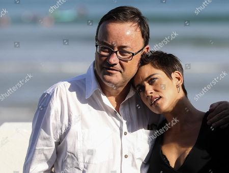 Maria Leon and Manuel Martin Cuenca