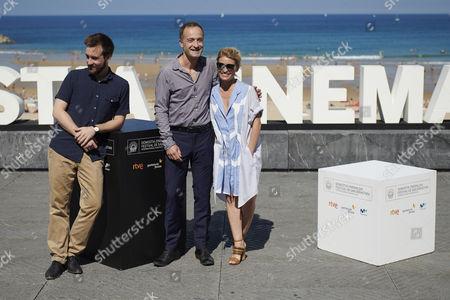 Emmanuel Bourdieu, Melanie Thierry, Gregoire Leprince-Ringuet