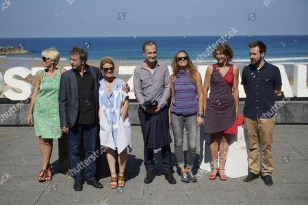 Emmanuel Finkiel, Emmanuel Bourdieu, Melanie Thierry, Gregoire Leprince-Ringuet