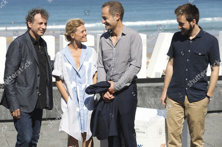 Emmanuel Finkiel, Gregoire Leprince-Ringuet, Emmanuel Bourdieu and Melanie Thierry