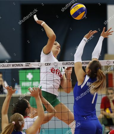 Editorial photo of Volleyball Women European Championship 2017, Baku, Azerbaijan - 23 Sep 2017