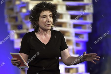 Stock Image of Jeanette Winterson