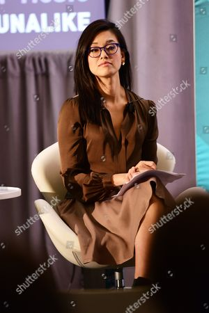 Betty Liu (Inc, Anchor and Founder, Radiate)