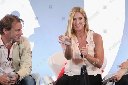 Otto Bell (Chief Creative Officer, Courageous), Jennifer Cohen (SVP of Entertainment Content Partnerships, Turner Ignite)
