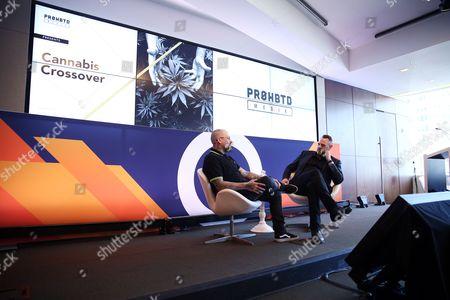 Benji Madden, Drake Sutton-Shearer (Co-Founder, PRHBTD Media)