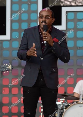Barbuda Gaston Browne