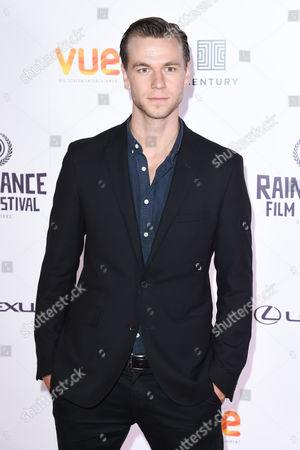 Editorial picture of 'Bees Make Honey' film premiere, Raindance Film Festival, London, UK - 23 Sep 2017