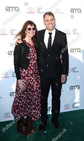 Editorial image of The Environmental Media Association Awards, Arrivals, Los Angeles, USA - 23 Sep 2017