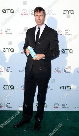 Editorial photo of The Environmental Media Association Awards, Arrivals, Los Angeles, USA - 23 Sep 2017