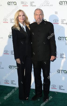 John Paul DeJoria and Eloise Broady