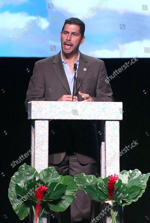 Stock Picture of Jarrett Barrios