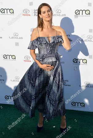 Editorial image of The Environmental Media Association Awards, Arrivals, Los Angeles, USA - 23 Sep 2017