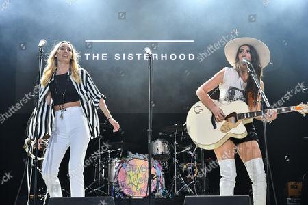 The Sisterhood - Ruby Stewart and Alyssa Bonagura