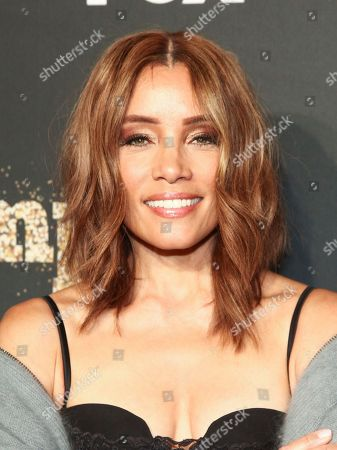 """Michael Michele attends Fox's celebration of the """"Empire"""" and """"Star"""" television shows at One World Observatory, in New York"""