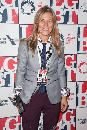 Editorial image of 48th Anniversary Gala Vanguard Awards, Arrivals, Los Angeles, USA - 23 Sep 2017