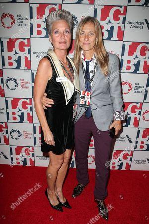 Editorial photo of 48th Anniversary Gala Vanguard Awards, Arrivals, Los Angeles, USA - 23 Sep 2017