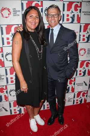 Stock Picture of Kathy Kloves, Michael Lombardo