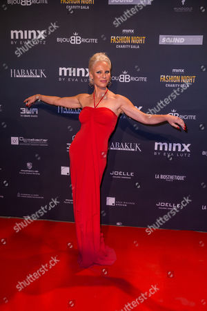 Editorial picture of MINX FASHION NIGHT, Wuerzburg, Germany - 23 Sep 2017