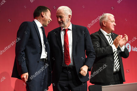 Editorial picture of Labour Party Conference, Day 1, Brighton, UK - 24 Sep 2017