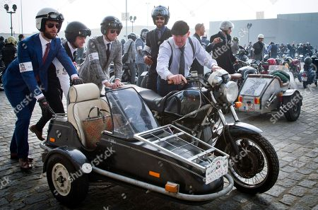 Sidecar Stock Photos, Editorial Images and Stock Pictures