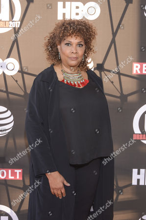 Stock Image of Julie Dash