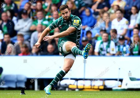 James Marshall of London Irish