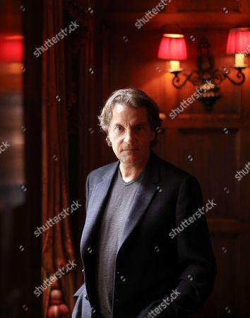 Editorial photo of Francis Cabrel, Paris, France - 11 Sep 2017