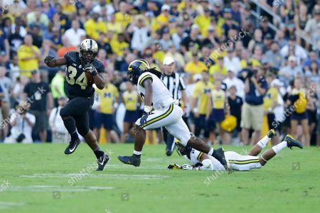Editorial photo of Michigan Purdue Football, West Lafayette, USA - 23 Sep 2017