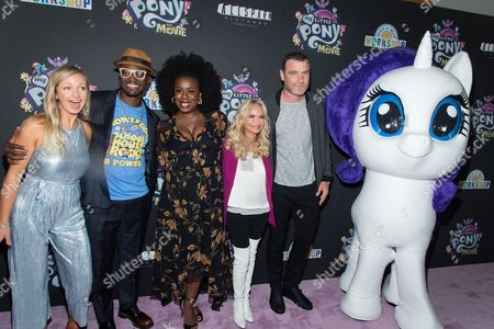 Editorial picture of 'My Little Pony: The Movie' film special screening, New York, USA - 24 Sep 2017