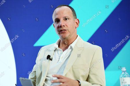Stock Picture of Andrew Essex (CEO, Tribeca Enterprises),