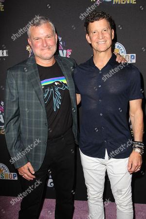 Brian Goldner (CEO; Hasbro) and Stephen Davis (Producer)