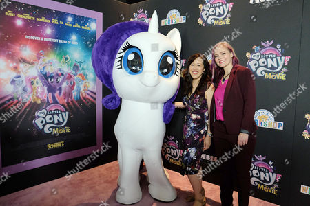 Stock Picture of Meghan McCarthy and Rita Hsiao (Screenwriters)