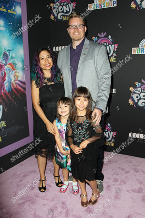 Editorial picture of New York Special Screening of 'MY LITTLE PONY', USA - 24 Sep 2017