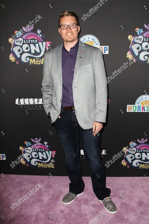 Stock Picture of Jayson Thiessen (Director)