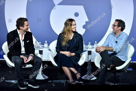 Editorial photo of Building a Brand in a Mobile First World seminar, Advertising Week New York 2017, PlayStation East Stage, PlayStation Theater, New York, USA - 26 Sep 2017