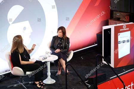 Kim Kelleher (Chief Business Officer, Conde Nast), Jennifer Breithaupt (Global Consumer CMO, Citi)