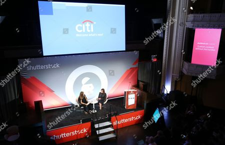Kim Kelleher (Chief Business Officer, Conde Nast), Jennifer Breithaupt (Global Consumer CMO, Citi)
