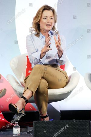Stock Picture of Tiffanie Darke (Editor-In-Chief, A and E Networks)