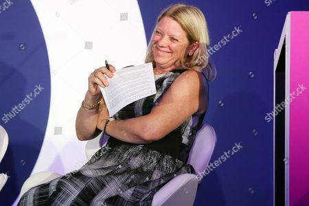 Jane Clarke (CEO and Managing Director, CIMM)